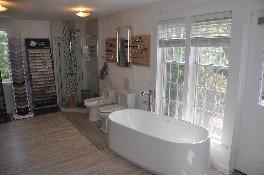 Bath Remodeling Showroom Bucks County, PA