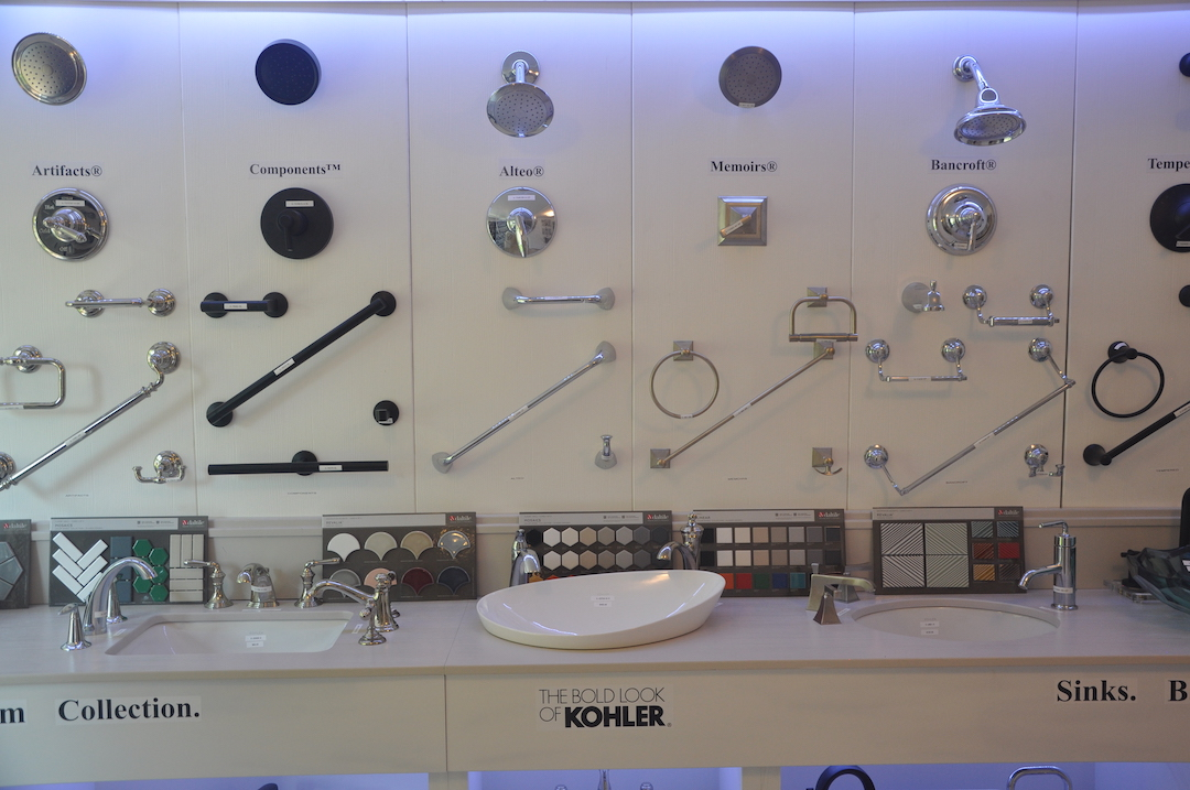 Kohler fixtures & Fittings in Bucks County, PA