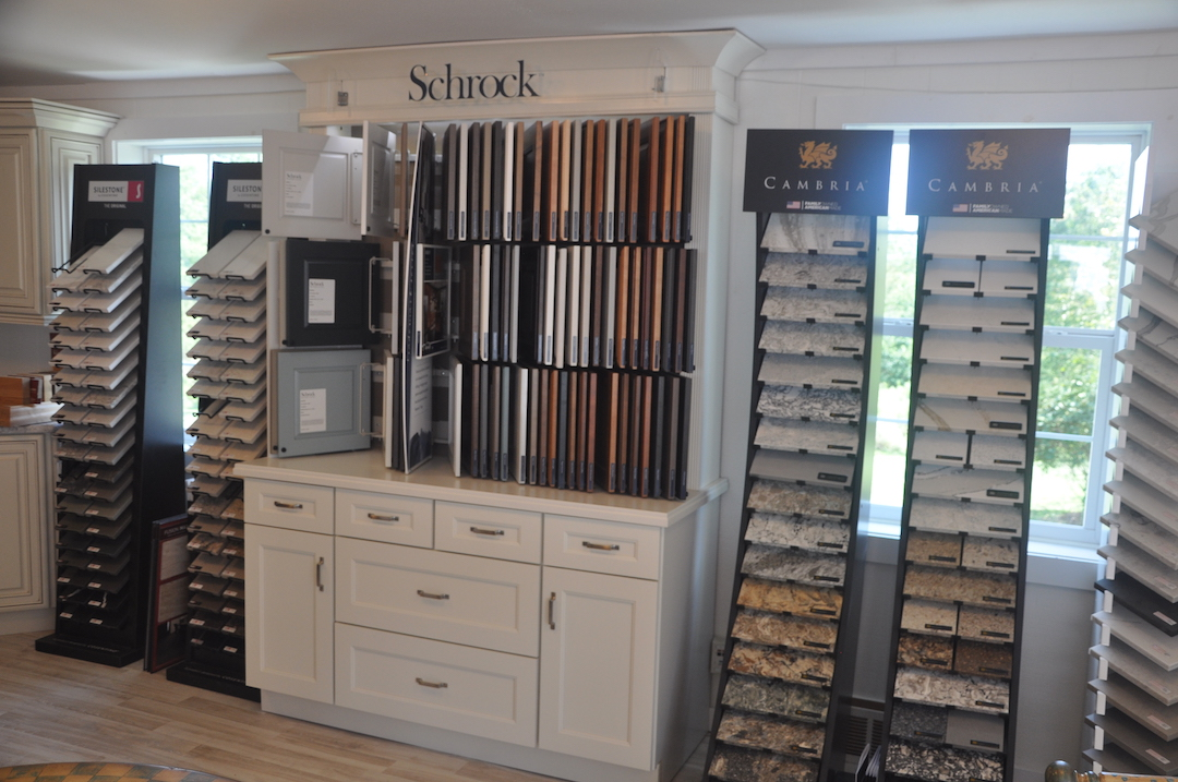 Shrock Cabinet Showroom Bucks County, PA