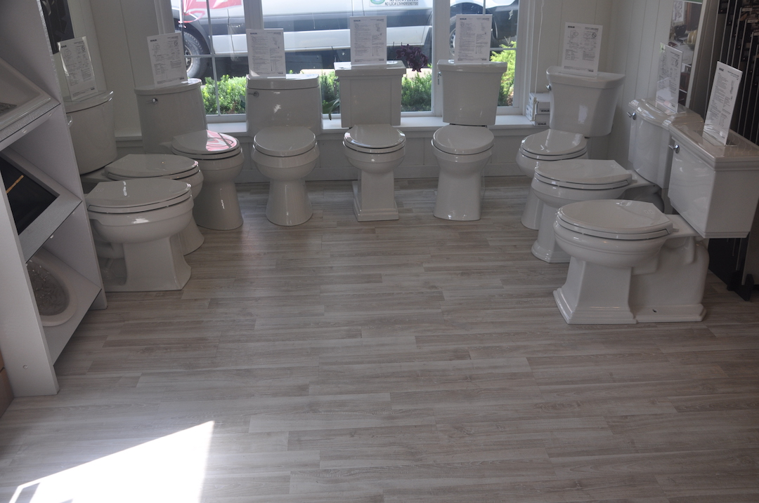 Toilet Selections